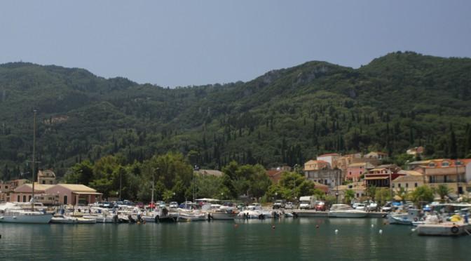 Benitses Korfu