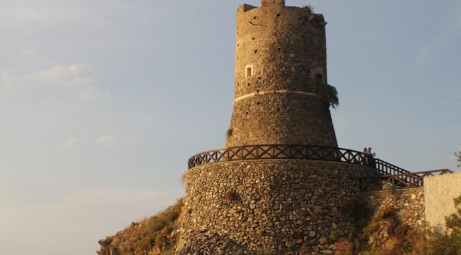 Turm in Bagnara Calabra