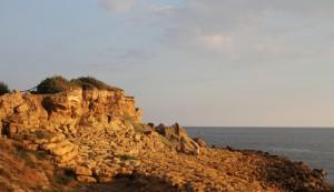 Küste von Le Castella