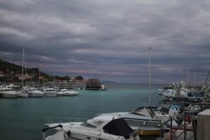 Hafen von Acciaroli