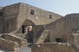 Haus in Herculaneum