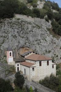 Byzantinische Kirche in Papacidero