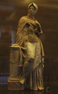 Museumsstück aus Paestum