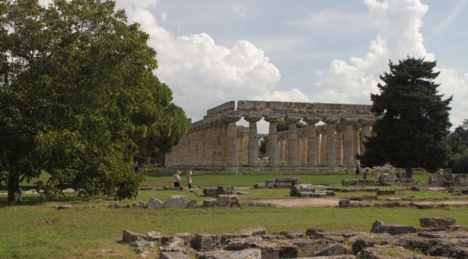 Hera Tempel in Paestum