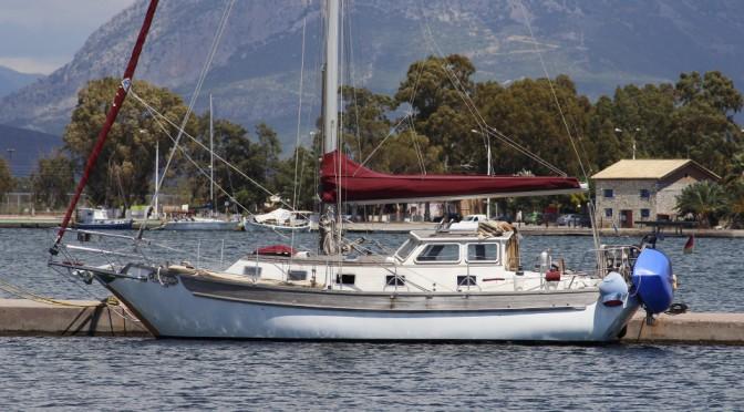 Wiedersehen mit der SY Beluga