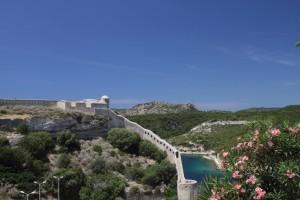 Festungsanlage Bonifacio