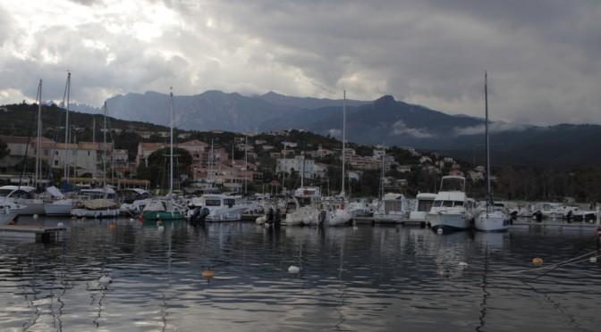 Überfahrt nach Korsika