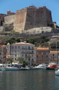 Festung und Hafen von Bonifacio