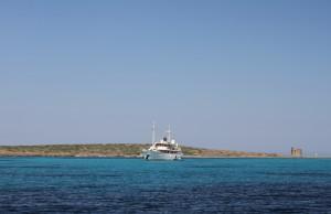 Fornelli Passage Sardinien