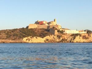 Kastell Ibiza Stadt