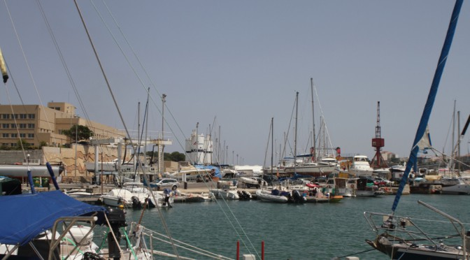 Marina Menorca Mahón
