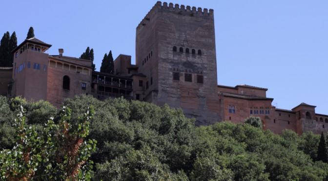 Großeinkauf in Granada