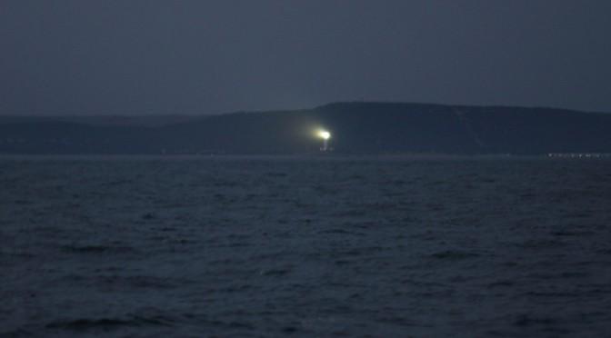 Cabo Trafalgar bei Nacht