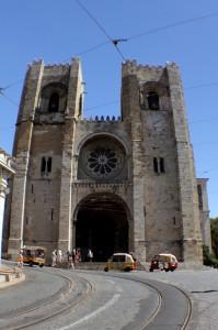 Igreja de Santa Maria Maior Lissabon