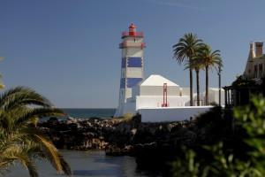 Leuchtturm Santa Marta Cascais