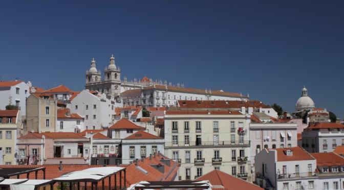 Ausflug nach Lissabon