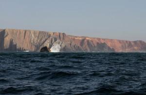 Steilküste Portugal