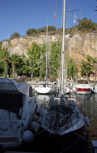 THO kokkino im Puerto Marina del Este