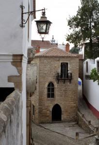 Historischer Stadtkern Obidos