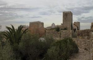 Stadtmauer Obidos