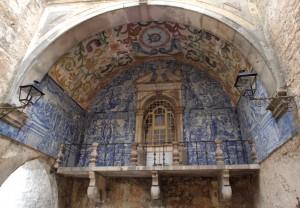 Historisches Stadttor von Obidos