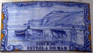 Azulejo Nazaré