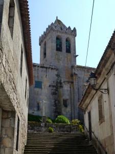 Colexiata de Santa Maria Baiona