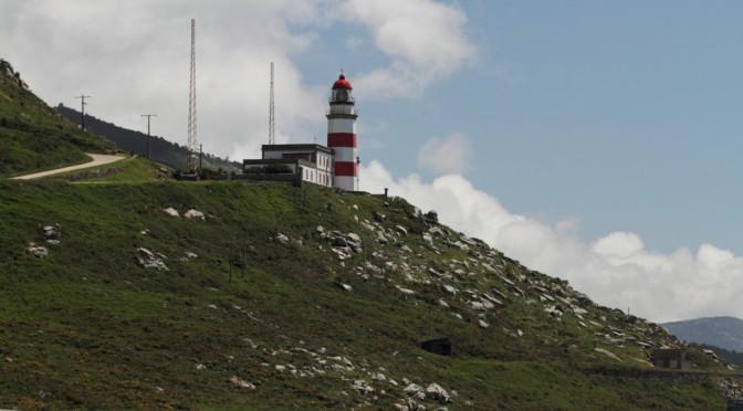 Leuchtturm am Cabo Silleiro