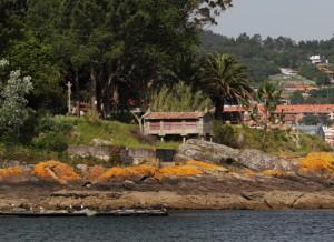 Alter Speicher in Porto Novo