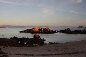 San Vincente do Mar Galizien