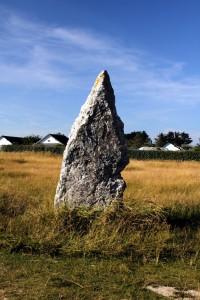 Menhir der Steinreihen von Lagat-Jar