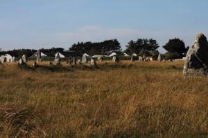 Menhire der Steinreihen von Lagatjar