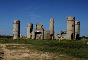 Ruine der Villa de Saint-Pol-Roux
