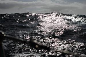 Seegang auf der Biskaya