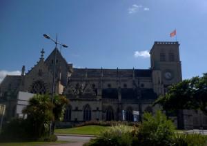 Basilique Sainte-Trinité Cherbourg