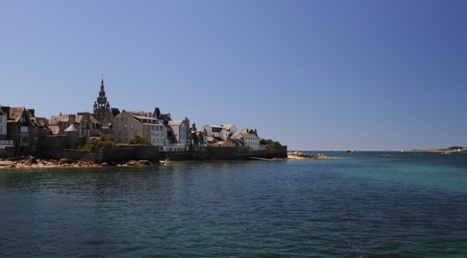 Abschied von der Bretagne