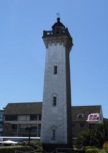 Roscoff Leuchtturm