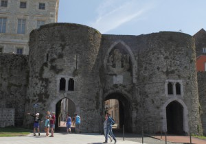 altes Stadttor Boulogne sur Mer