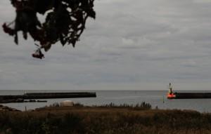 Hafeneinfahrt Grönhögen