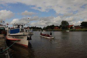 Mocambo und Drachenboot