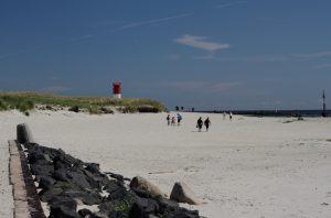 Strand Helgoland Düne