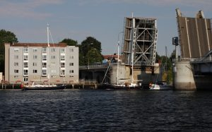 Brückenöffnung Sonderborg