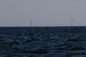Große Belt-Brücke Große Durchfahrt
