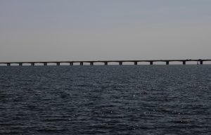 Kleine Durchfahrt der Großen Belt-Brücke