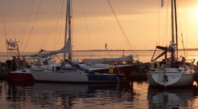 Heimatsteg in der Dänischen Südsee